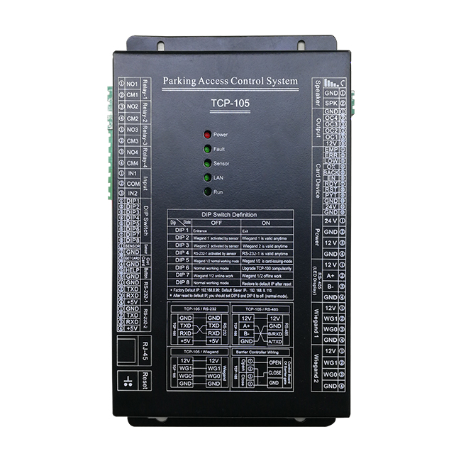 Parking system control board TCP-105