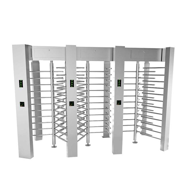 Tri-door full height turnstile CGS-6043