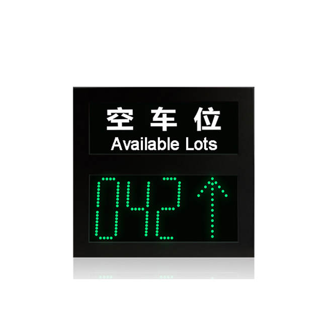 Outdoor guidance screen TED-6510