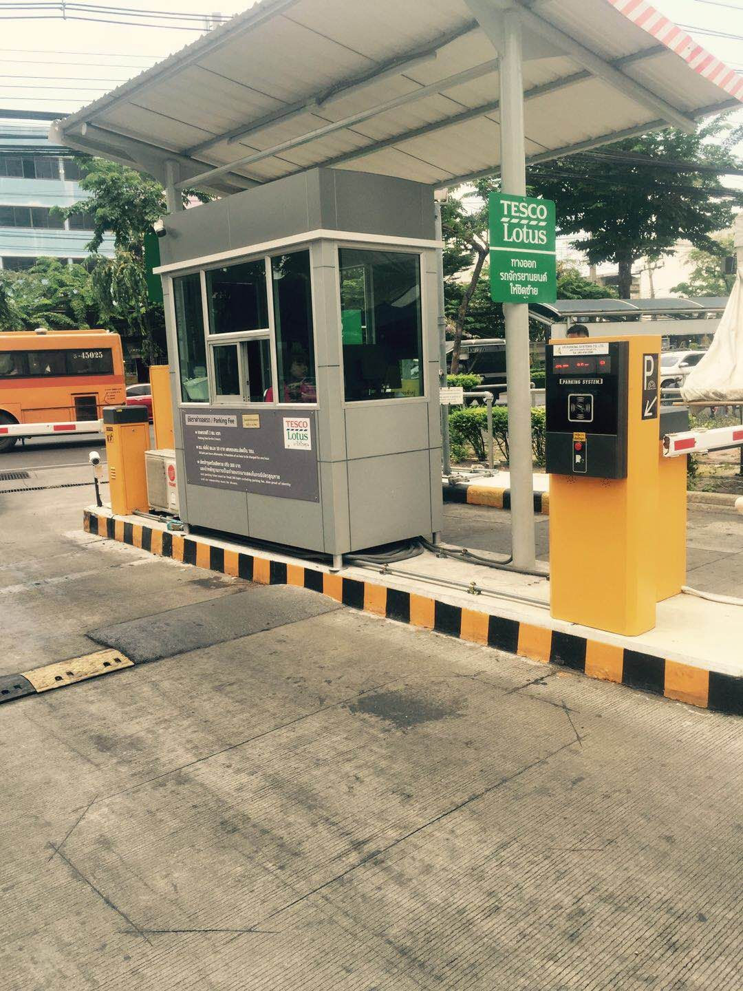 Tenet parking management system in Thailand